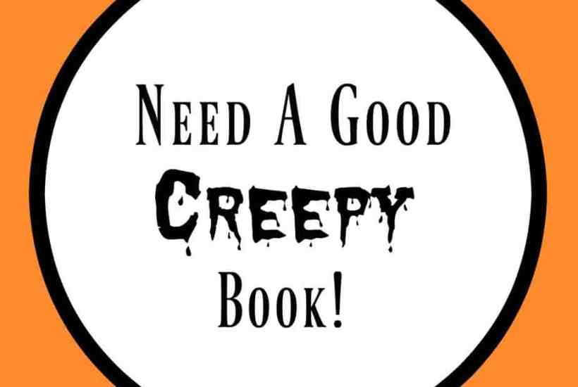 Creepy Book RL Stine