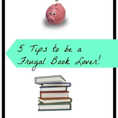 How to be a Book Lover on a Budget
