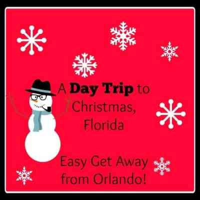 Day Trip to Christmas, Florida