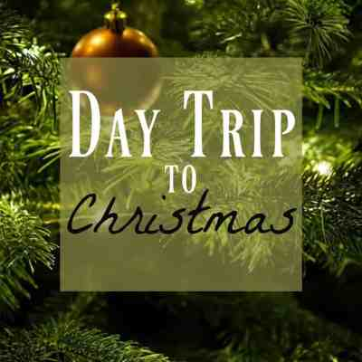 Day Trip to Christmas ~ A Beautiful Escape from Orlando