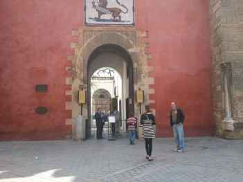 Visit the Alcazar