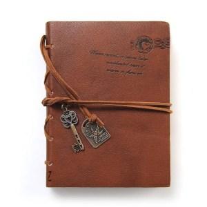 beautiful travel journal