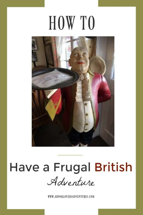 Frugal British Adventure