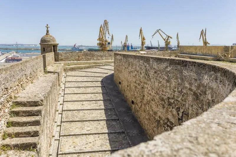 PUerta de Tierra, things to do in Cadiz