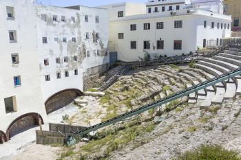 Roman Theater, things to see on your Cadiz day trip