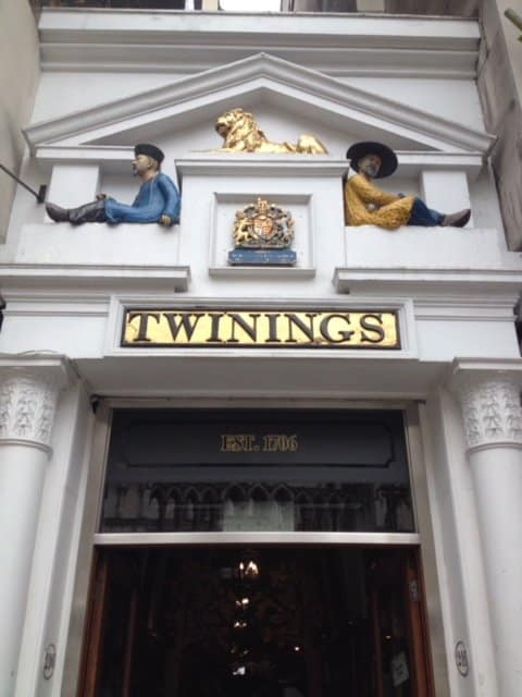 Twinings Tea London