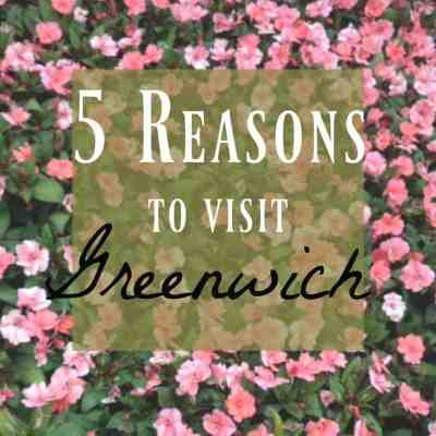 Greenwich Village London ~ 5 Reasons You'll Want to Visit
