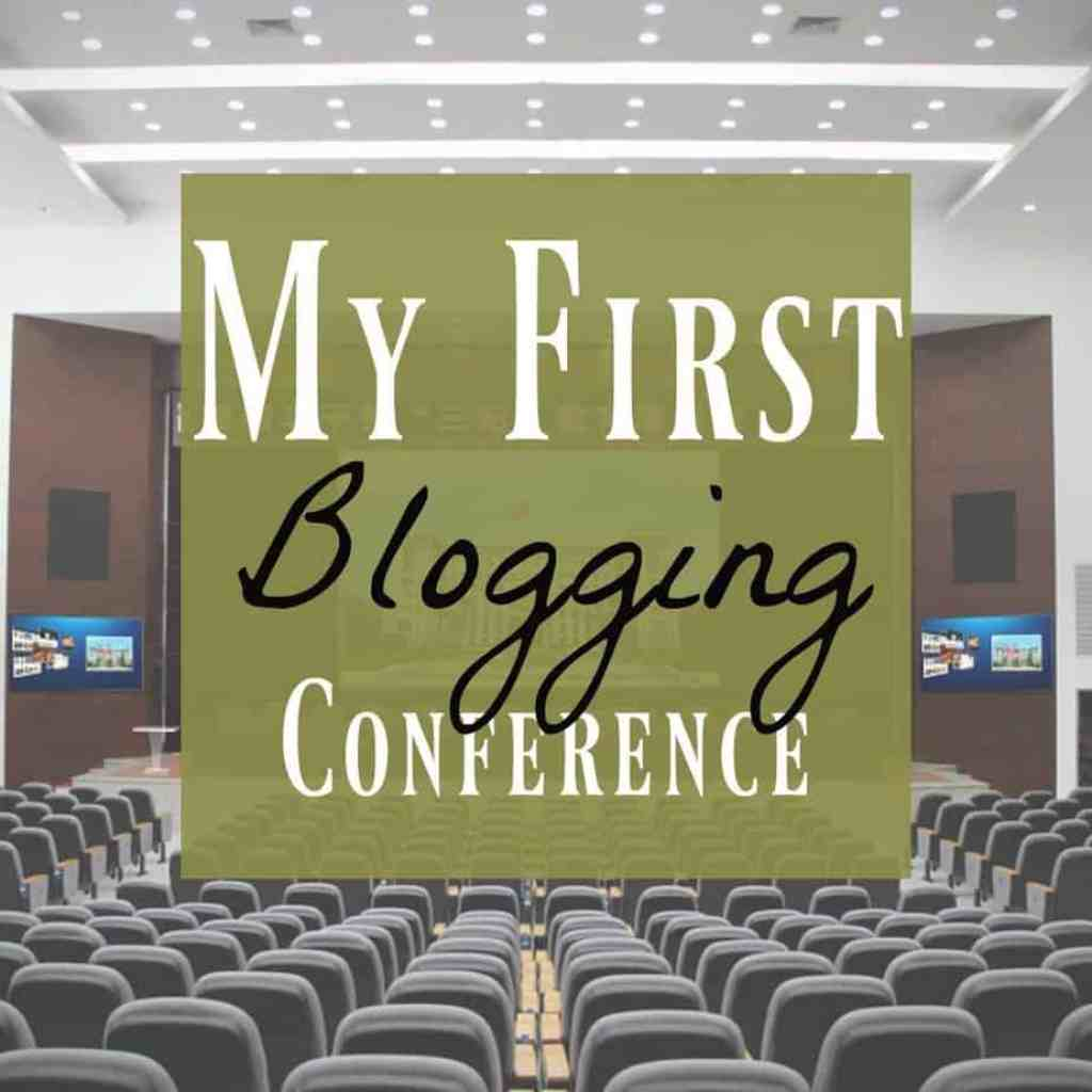 first blogging conference