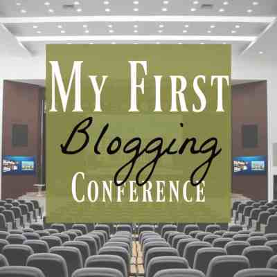 What Happens at My First Blogging Conference?!