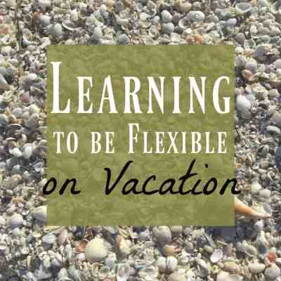 Learning to be Flexible on Vacation