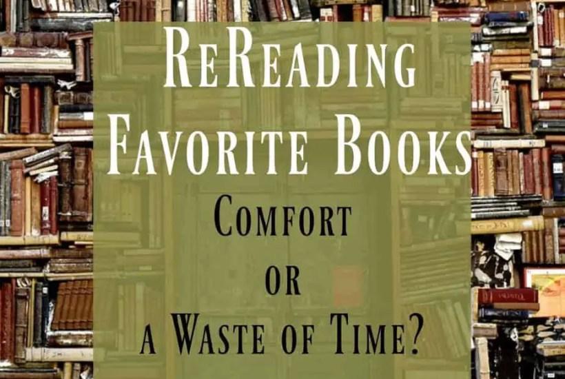 Rereading favorite books