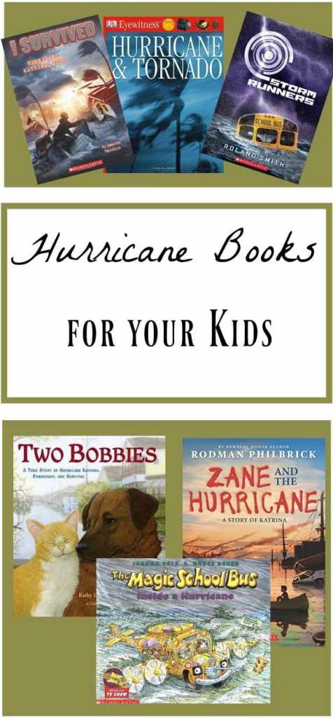 Hurricane books