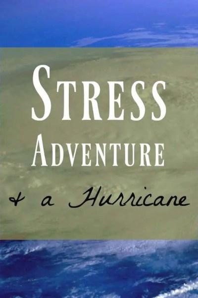 Stress and Hurricane