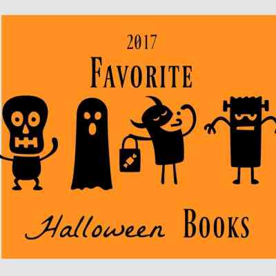 Halloween Books ~ My Favorite Halloween Picture Books