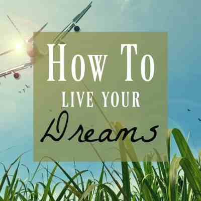 Epiphanies, Dreams and How to Stay Motivated in Your Busy Life