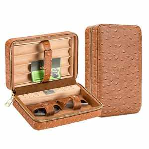 travel cigar humidor