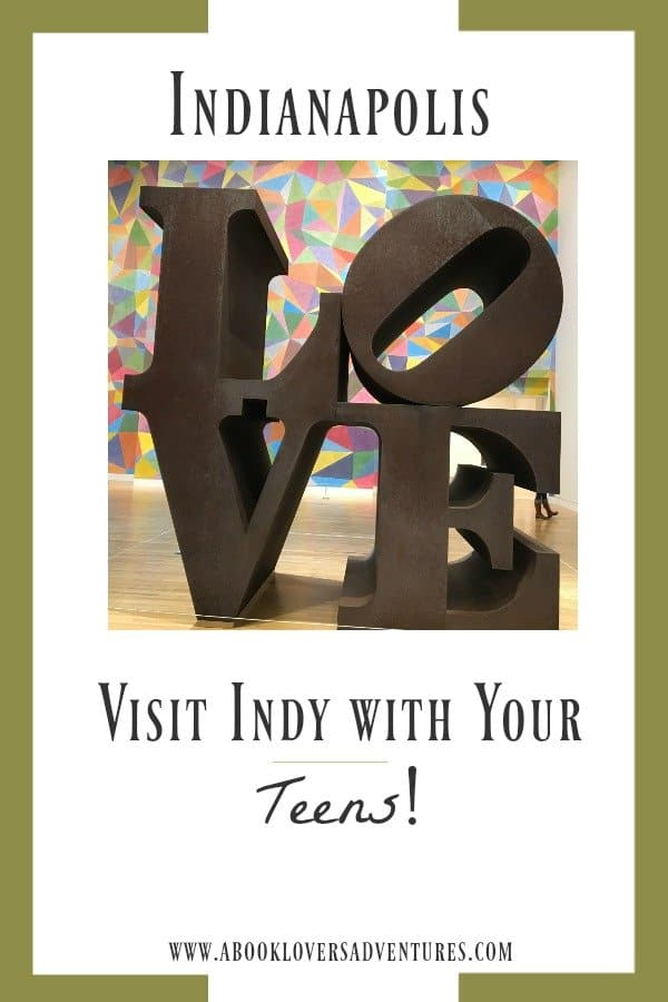 What to do in Indianapolis with teens