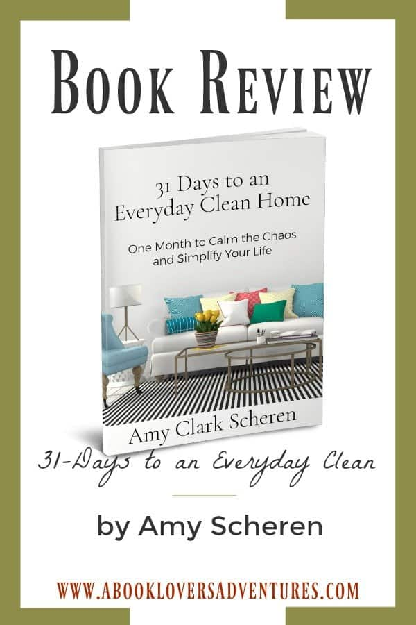 book review - everyday clean
