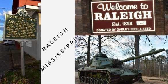 Raleigh, MS