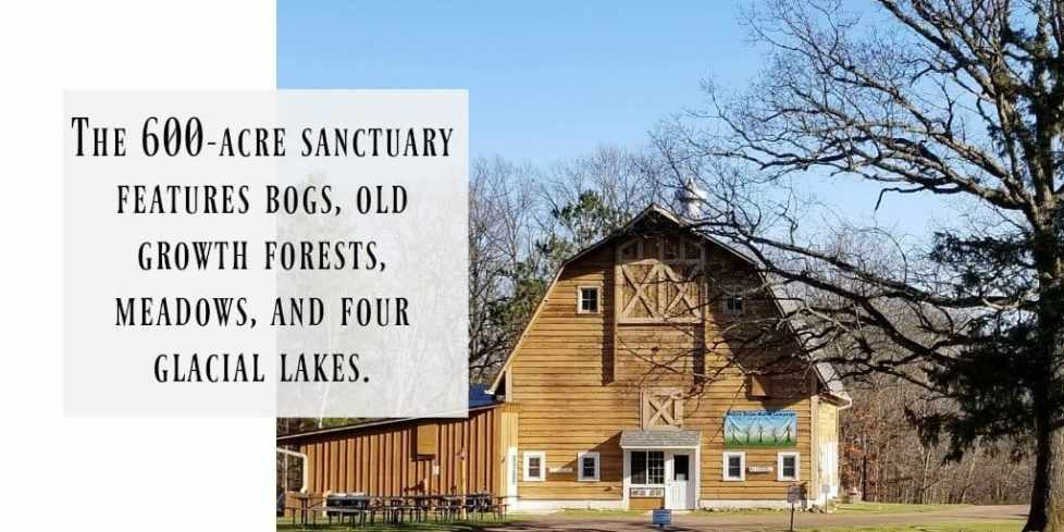 Spooner, WI Hunt Hill Audubon Sanctuary