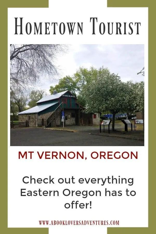 Mt Vernon, OR