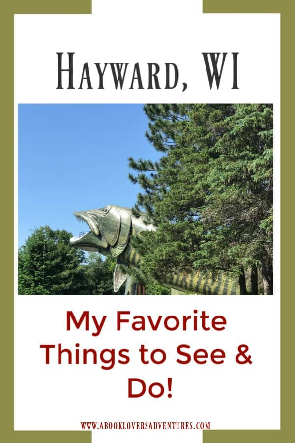 the big fish - the best of hayward, wi