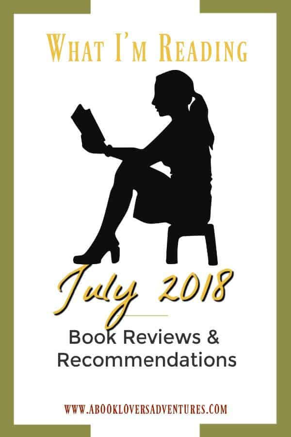 what I'm reading July