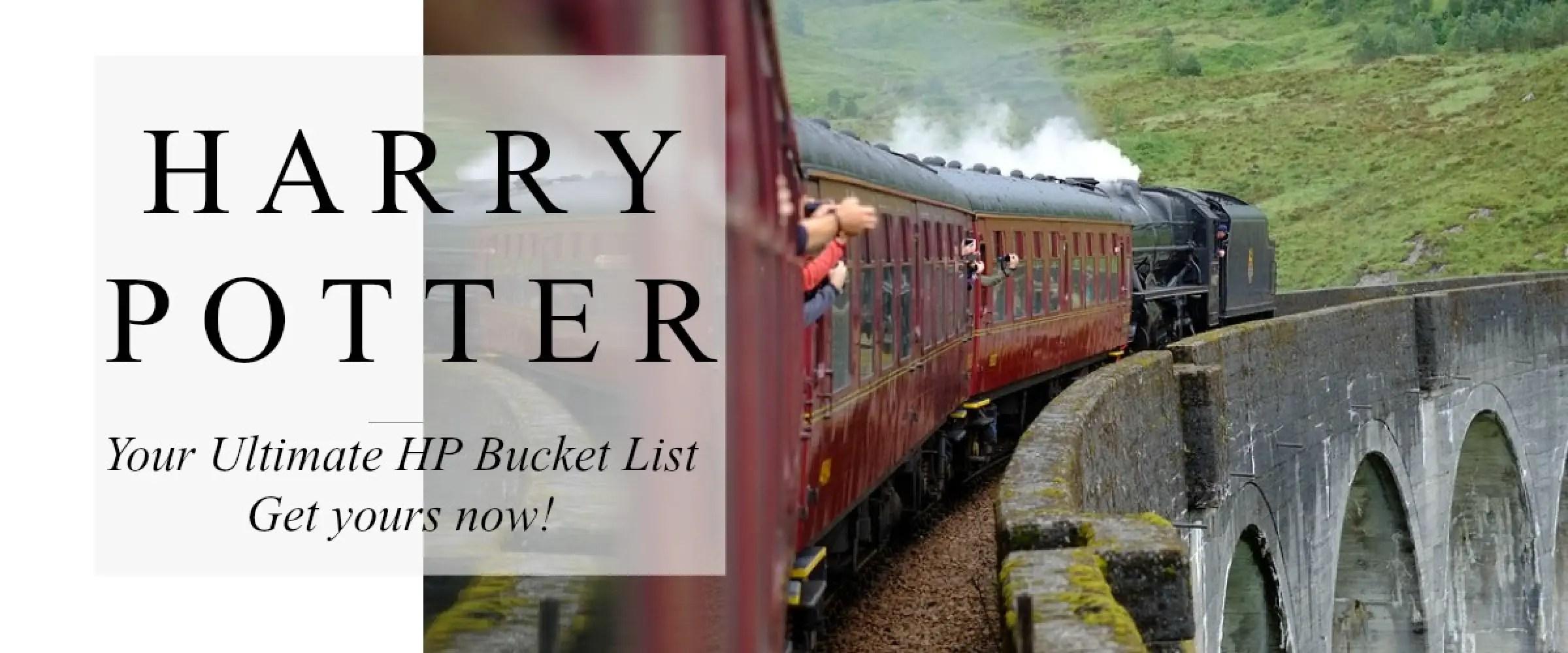 FB HP Bucket List