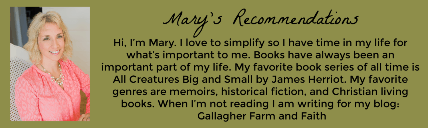 Mary's recommendations