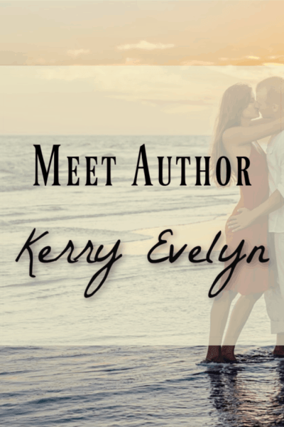 romantic series author Kerry Evelyn
