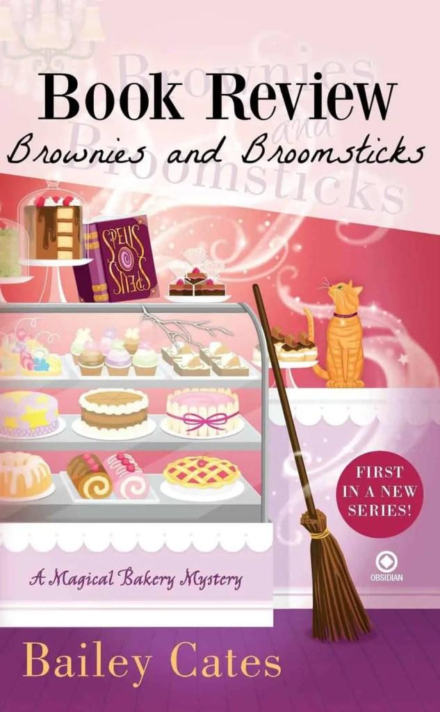 Book Review Brownies and Broomsticks