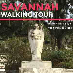 Savannah Walking tour guide
