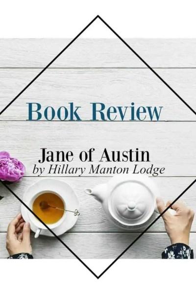 Jane of Austin book review a Jane Austen retelling