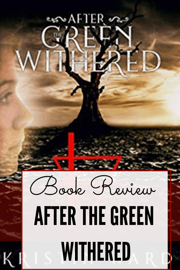 After the Green Withered book cover