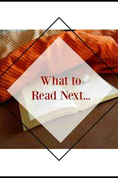 What to read next April