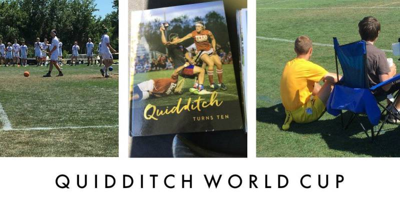 Quidditch world cup a great Harry Potter USA stop