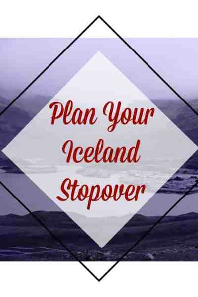 black beaches and glaciers should be part of your plan for your Iceland stopover