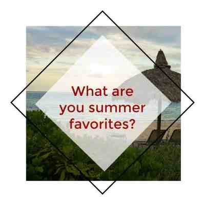 What genre do you like to read during the summer?