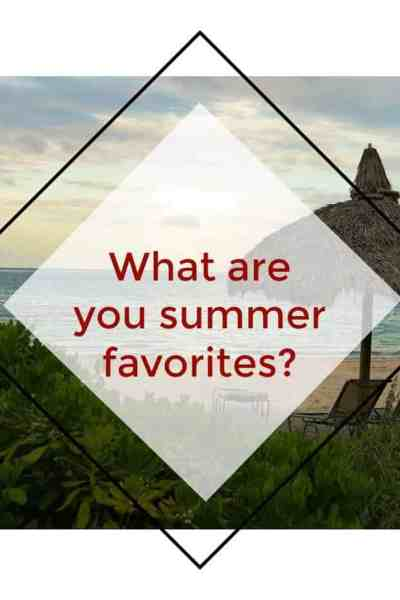 what genre do you read during the summer
