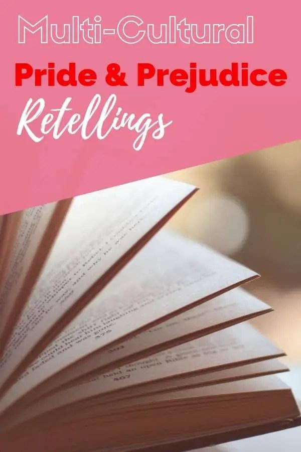 multicultural retellings of Pride and Prejudice