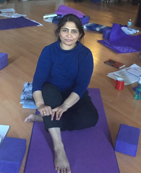 Gita, yoga, Lourdes Institute of Wholistic Studies