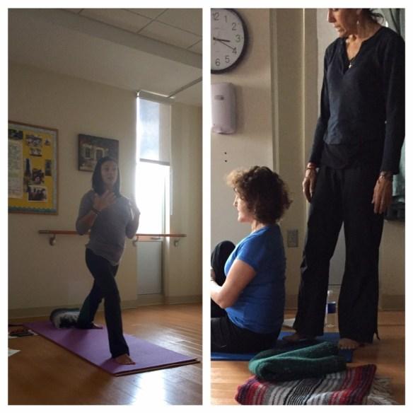 yoga, asanas, Lourdes Institute of Wholistic Studies, reinvention post 50