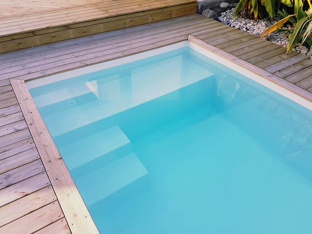 mini piscine coque l ideal pour les
