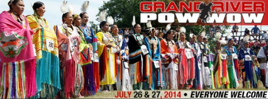Grand River pow wow at Six Nations | Aboriginal Access to ...