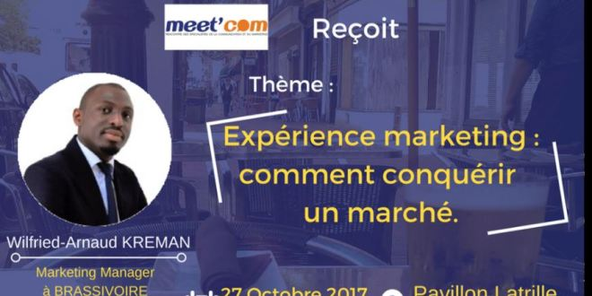 Meet'com Marketing comment s'imposer sur un marché déjà conquis par le concurrent
