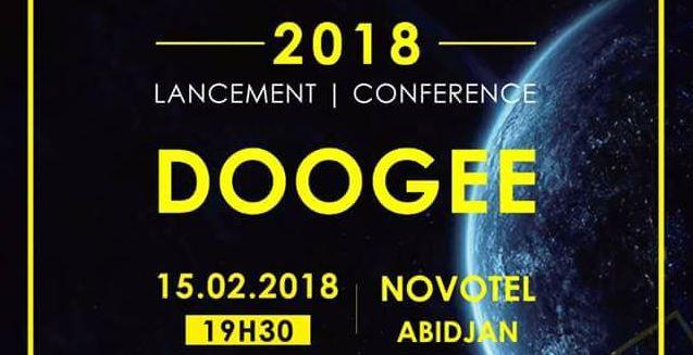 Vers le lancement officiel de la marque Doogee en Côte d'Ivoire