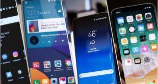 5 meilleurs smartphones 2018 que vous pouvez acheter chez Samsung, Google, Apple et OnePlus