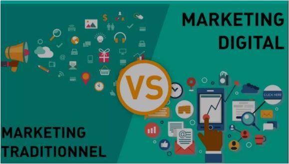 Le marketing digital est-il plus important que le marketing traditionnel aujourd'hui