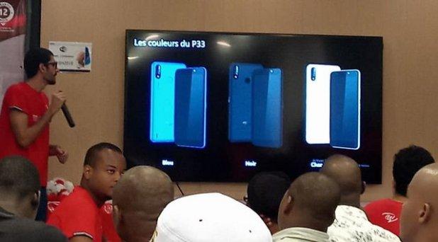 Itel Mobile lance Itel P33 et P33 Plus deux smartphones super puissants