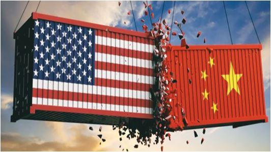 USA vs Chine ou la guerre froide technologique Huawei - Google